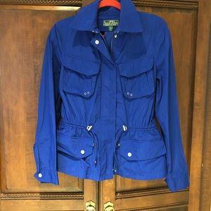 Ralph Lauren beautiful casual jacket. SZ medium